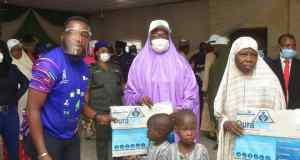 Gombe First Lady Flags-Off Outreach to Provide Broad Medical Care to Women, Children