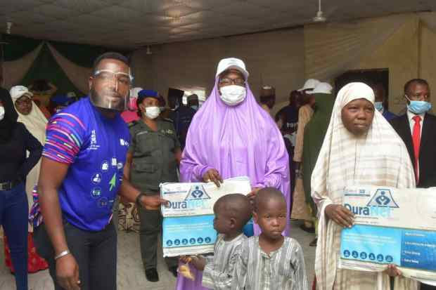 Gombe First Lady, Hajiya Asma'u Yahaya Flags-Off Outreach to Provide Broad Medical Care to Women, Children