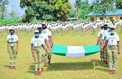NYSC: Unite and Let's Rebuild Nigeria, Okowa Tells Corps Members