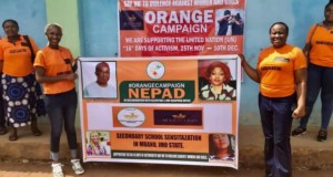 Imo SAs, Albertiqs Foundation Take #Orange Campaign to Mbano as Ibeme High School Student Wins Cash/Sponsorship Prize 4