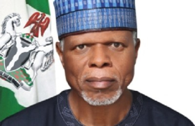 Col. Hamed Ibrahim Ali (Rtd) Comptroller-General of Customs_