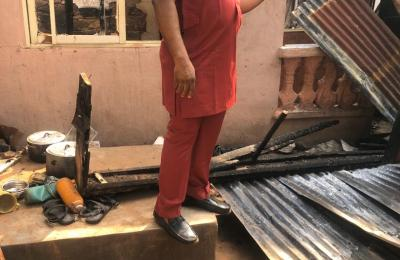 Ekwusigo Kerosene Explosion: Anambra Govt Seal Patrol Station as Inferno Consume, Occupants Injured