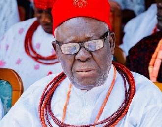 Okowa's father, Sir Arthur Okorie Okowa