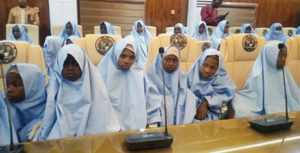 Freed Zamfara Schoolgirls