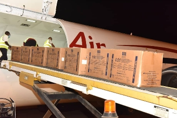 Gombe Receives 35, 000 Doses of AstraZeneca Vaccine As Governor Inuwa Yahaya Sets for Covid-19 Vaccination Flag-off