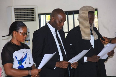 NAAKISS President Inaugurates Judicial Arm, Charges Student Leaders