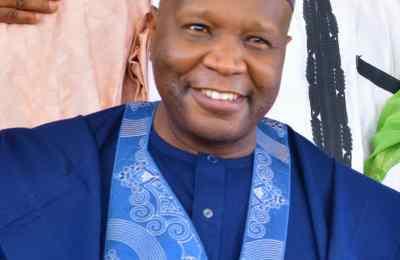 Governor Inuwa Yahaya of Gombe State