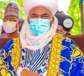 Emir of Gombe, His Royal Highness, Alhaji Dr. Abubakar Shehu Abubakar III