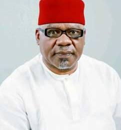 Chief Willy Ezugwu, Secretary General of CNPP