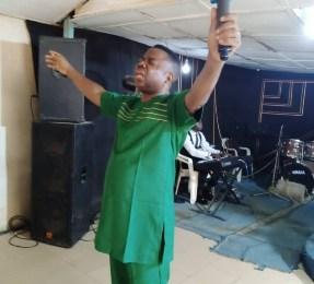 Apostle Bolaji O. Akinyemi on The Balance of Power