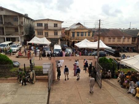 Ijebu-Igbo Stands Still for NADECO Chieftain, Acting Leader of Afenifere, Senator Biyi Durojaiye