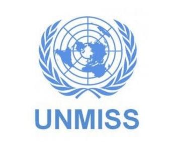 UNMISS Logo
