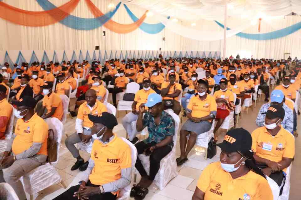 COVID-19: Okowa launches NG-CARES in Delta for MSMEs