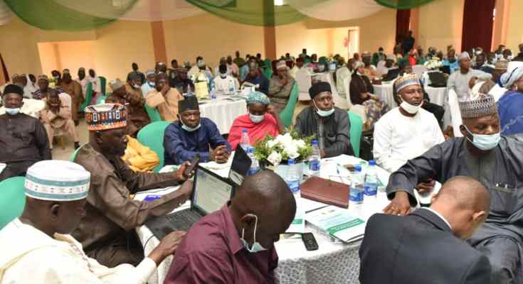 Gombe Partners NGF, USAID On Medium Term Sector Strategy, Implementation of 10-Year Devt Plan