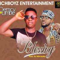 Demcy ft Limbe-Blessing