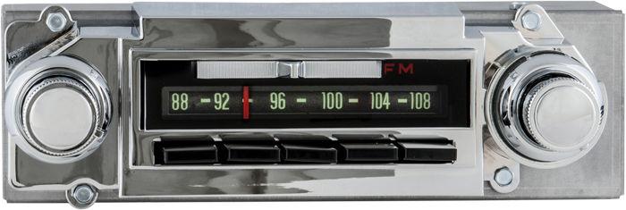 Street Rod Parts » Radio » Chevy Car