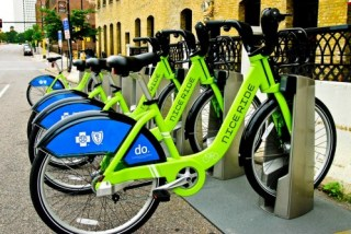 Minneapolis Bike Sharing