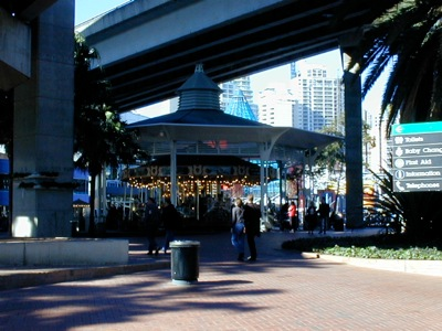 Carousel in Sydney, Australia