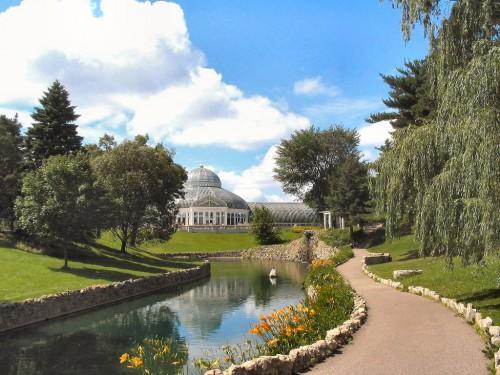 Como Park & Conservatory