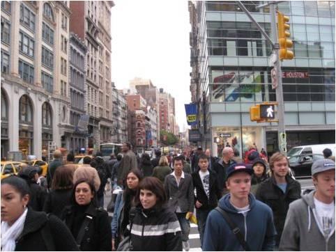 Manhattan, 2010