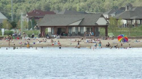 Lakeside Commons Beach
