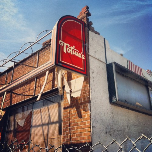 Instagram of the Totino's building