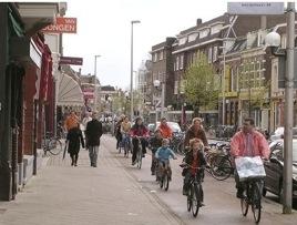 dutch bicycle path network