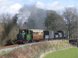 19 century mixed train