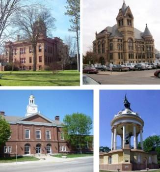 county-seats