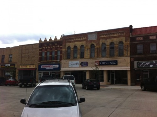 Main Street, Albert Lea, Minnesota