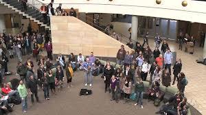Carlson Flash Mob