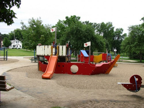 Lake Hiawatha Playgrounds