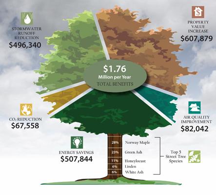 I Tree Chart