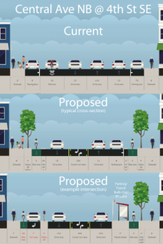 Central Ave Proposal