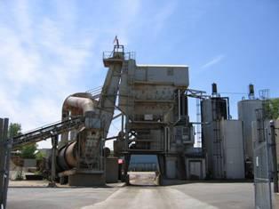 stp asphalt plant