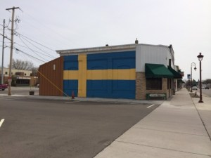 The Flag of Sweden