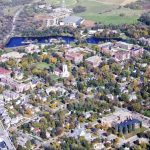 Carleton aerial