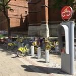 City Bike - Bikesharing in Vienna