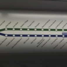 The Twin Cities Transit Network (incomplete)