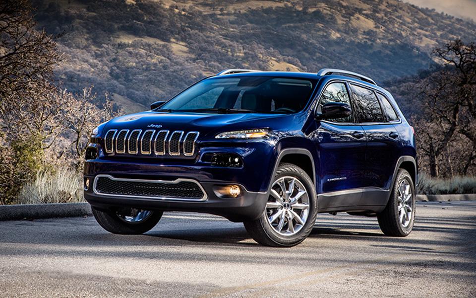 2014 Jeep Cherokee (Source: Jeep.com)