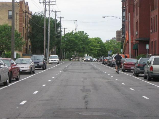 mpls advisory bike lane 2