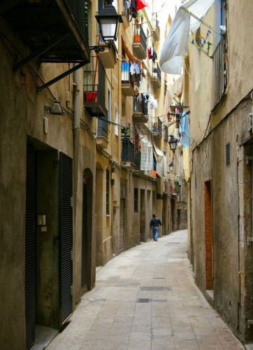 Carrer dels Cecs de Sant Cugat, Barcelona