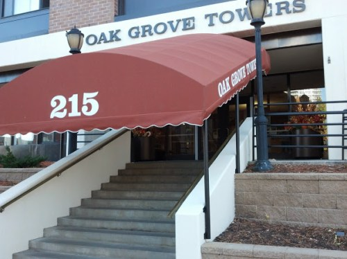 Oak Grove Apartments Tampa