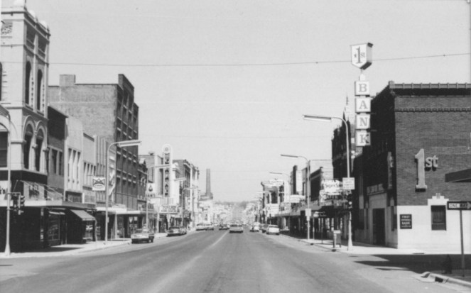 South Front Street 1969