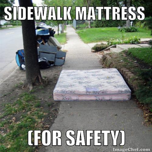 sidewalk meme 1
