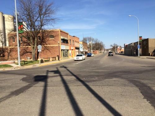 Main Street, Le Sueur Minnesota