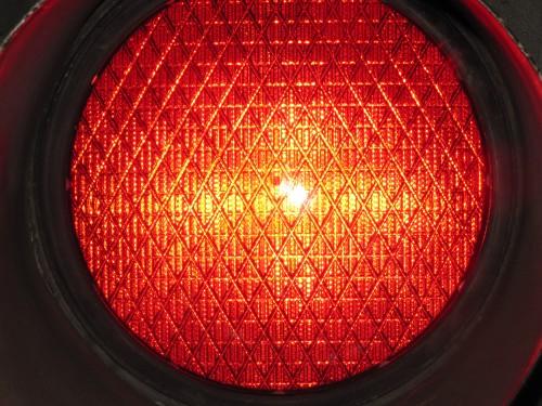 "Dialight ""Diamond Pattern"" LED"
