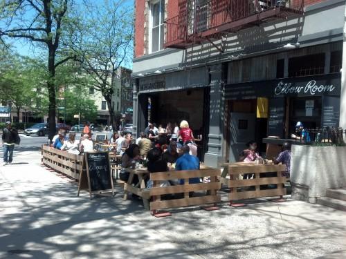 "A Restaurant ""Back in the Neighborhood"""