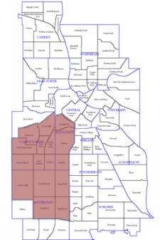 Minneapolis Crime Evaluation Area