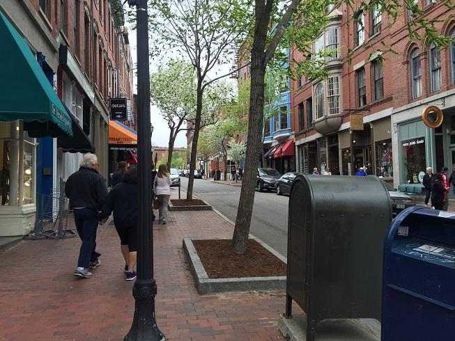Exchange Street, Portland